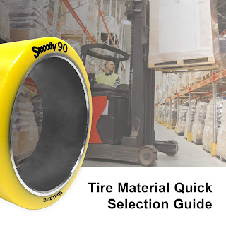 Polyurethane Tire Material Quick Selection Guide