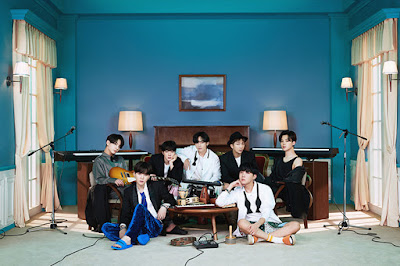 BTS (방탄소년단) BE PHOTO TEASERS