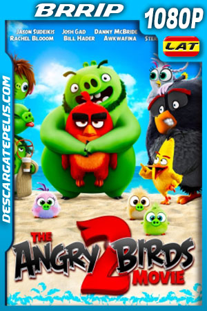 Angry Birds 2: La película (2019) HD 1080p BRRip Latino – Ingles