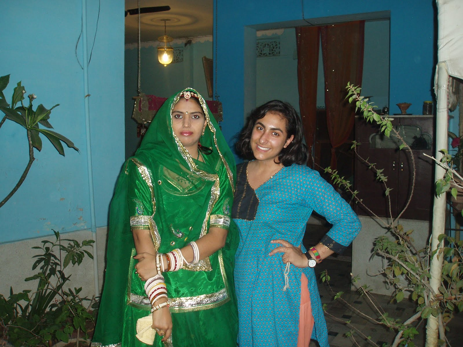 Girls in jodhpur