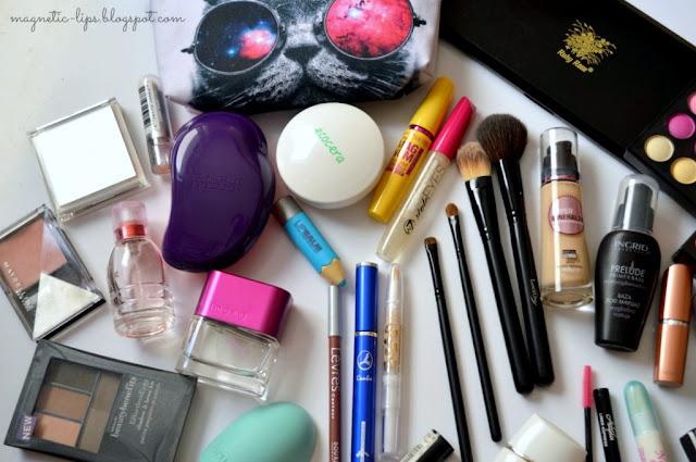 kosmetyczne wyzwanie blog