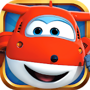 Playstore icon of Super Wings : Jett Run