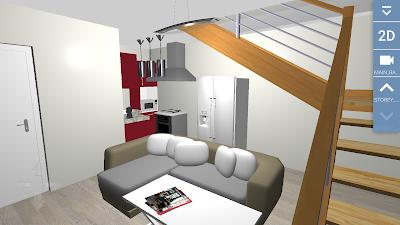 senang bertemu lagi dengan anda di artikel saya kali ini Desain Interior Dapur Minimalis