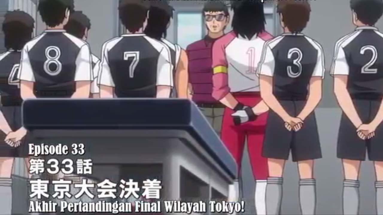 Nonton Online Captain Tsubasa Episode 33 Subtitle Indonesia