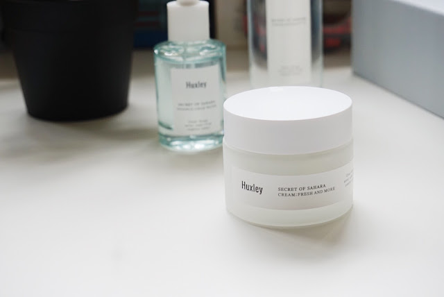 huxley skincare fresh and more