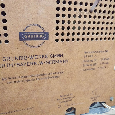radio Grundig RF120