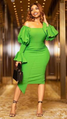 Nengi's fashion styles