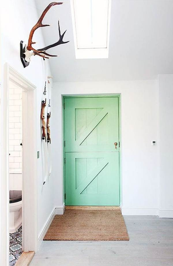 Colored Interior Doors 2