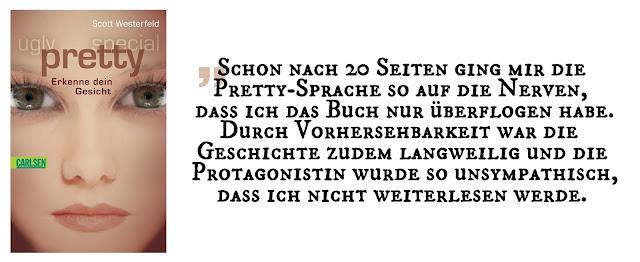 """Enttäuschung August 2019: """"Pretty"""" von Scott Westerfeld"""