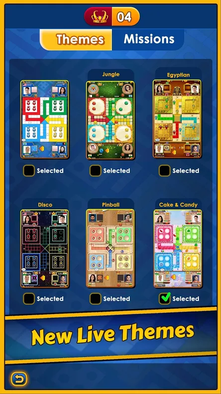 Ludo King Mod Apk Unlimited Money Easy Win