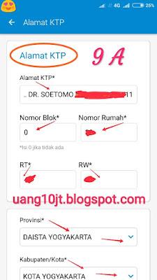 Pinjaman Tunaiku Kode Agen uang10jt Pinjaman uang Medan