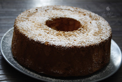 angel food cake la dulce comarca