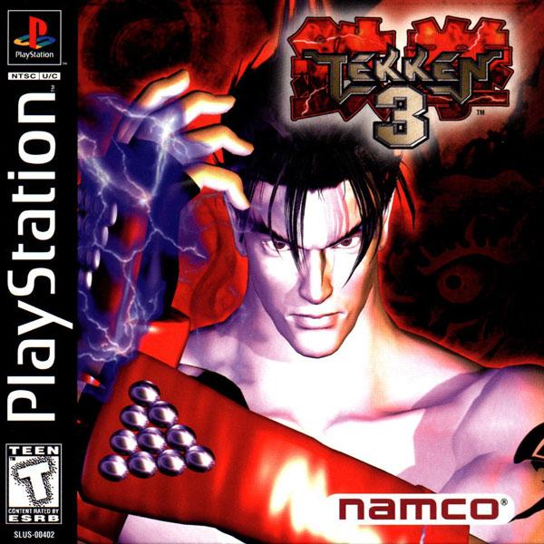 تحميل لعبه Tekken 3 للكمبيوتر من mediafire