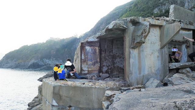 歌連臣角炮台