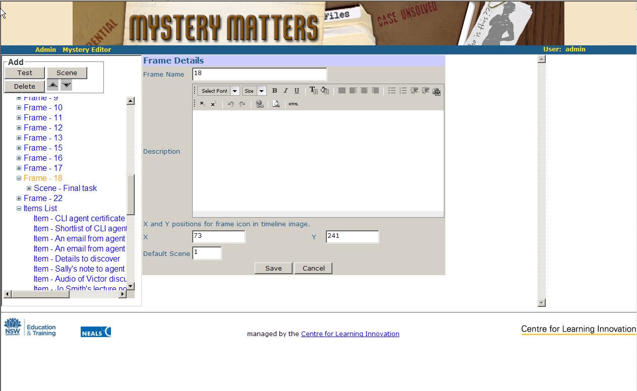 Mystery Matters (2010)   Playware Studios