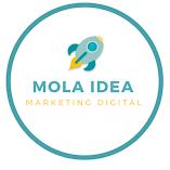 logo de molaideas marketing digital