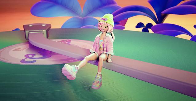 La idol virtual de k-pop APOKI hace comeback con Coming Back
