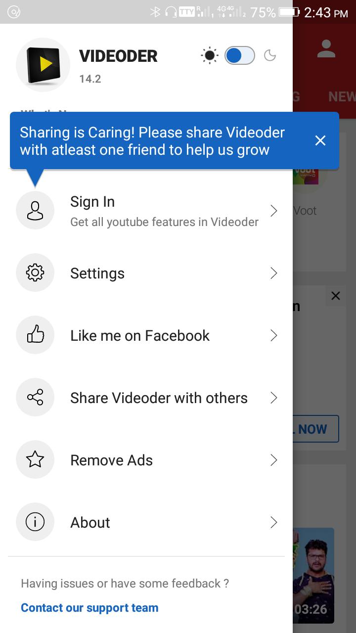 Videoder app download top YouTube video downloader app