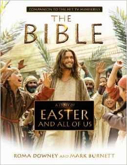 The Bible: A Story of Easter and All of Us cover