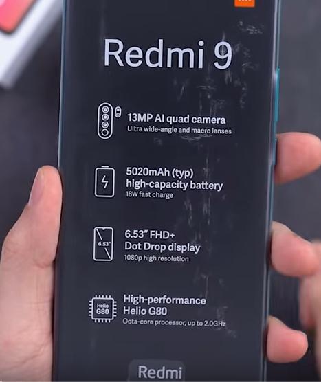 Review Redmi 9, Saingan Ketat Vivo Y30 dan Samsung A20s