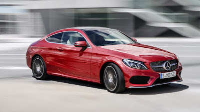 Mercedes-Benz C-Class Coupe 2017 review, Specs, Price