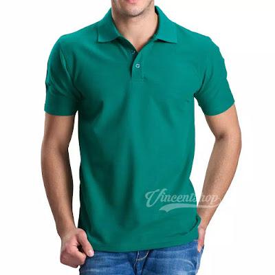 Kaos Polo Shirt Tosca