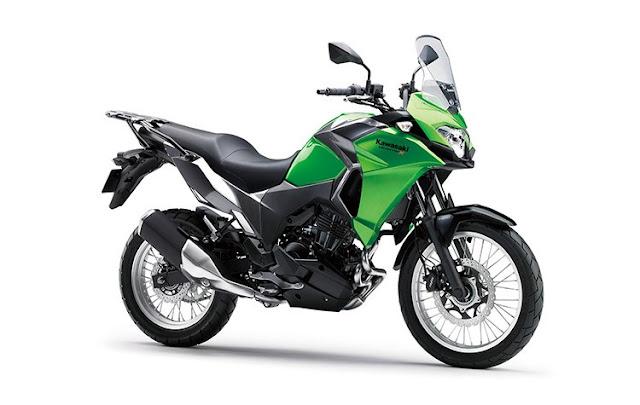 Warna dan Spesifikasi Kawasaki Versys-X 250