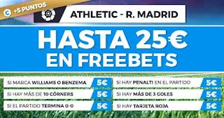 Paston promo Athletic vs Real Madrid 16-5-2021