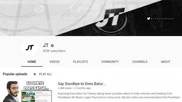 Profil JT YouTube, Korban Calon Sarjana yang Bikin Malu Se-Indonesia
