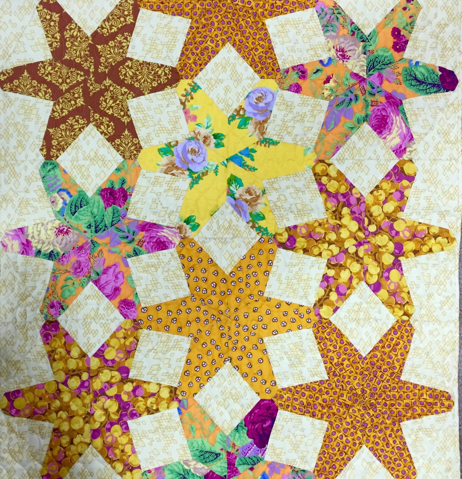 V Findlay Wolfe BLOG: New Sizzix Dies #2- Hex Star!