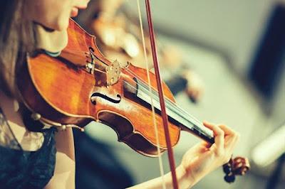 Một số lưu ý khi sử dụng đàn Violin