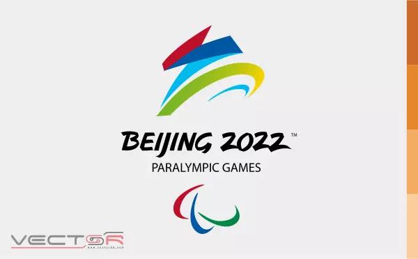 Beijing 2022 Paralympic Games Logo - Download Vector File AI (Adobe Illustrator)