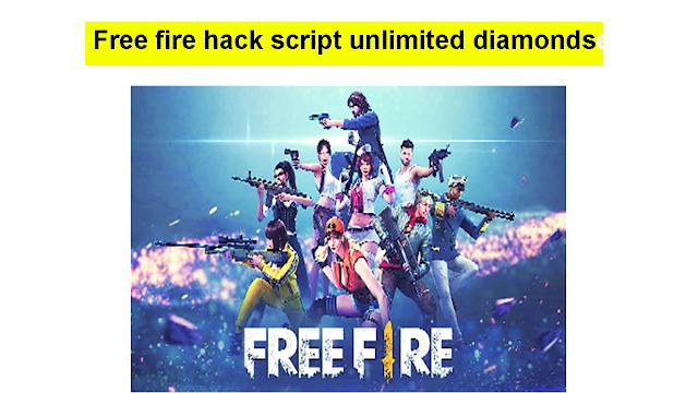 Free-fire-hack-script-unlimited-diamonds