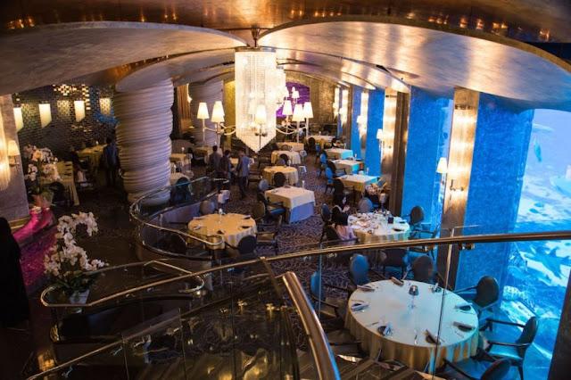 مطعم  أوسيانو Osiano Restaurant