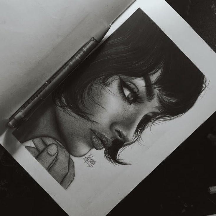 07-Zahraa-AlQallaf-Find-Escapism-in-Drawing-Portraits-www-designstack-co