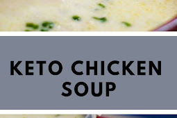 Keto Chicken Soup