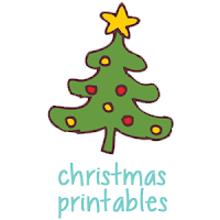 Printables for the Holidays
