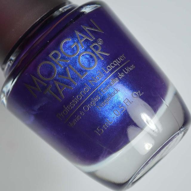 indigo pearl nail polish