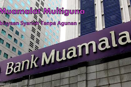 Pinjaman KTA Syariah Bank Muamalat