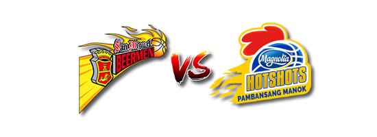 List of PBA Game: April 6 at MOA Arena 2017-2018 PBA Philippine Cup - SMB vs Magnolia GAME 5 Finals