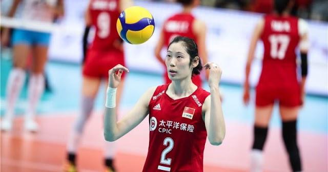 Ngôi sao bóng chuyền nữ TQ - Zhu Ting thử thách ngọn núi mới!