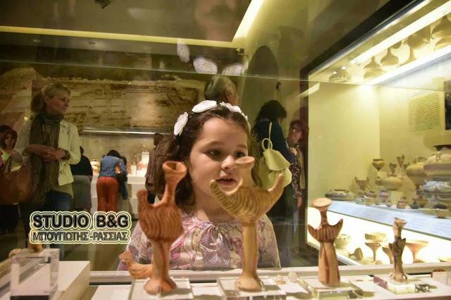 Αργολίδα: Δωρεάν σήμερα η είσοδος σε Μουσεία και Αρχαιολογικούς χώρους