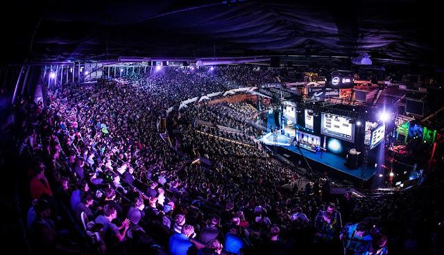 Cenário eSports com possibilidades de maiores ganhos em premiações a cada ano