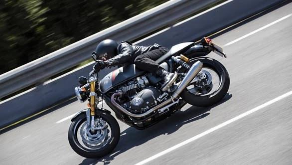 2020 Triumph Thruxton RS