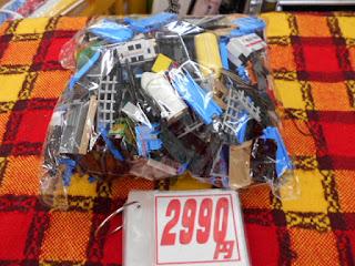中古品のトーマスガチャガチャ大量セット2990円です。