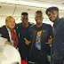 Super Eagles depart for Singapore ahead of Brazil friendly