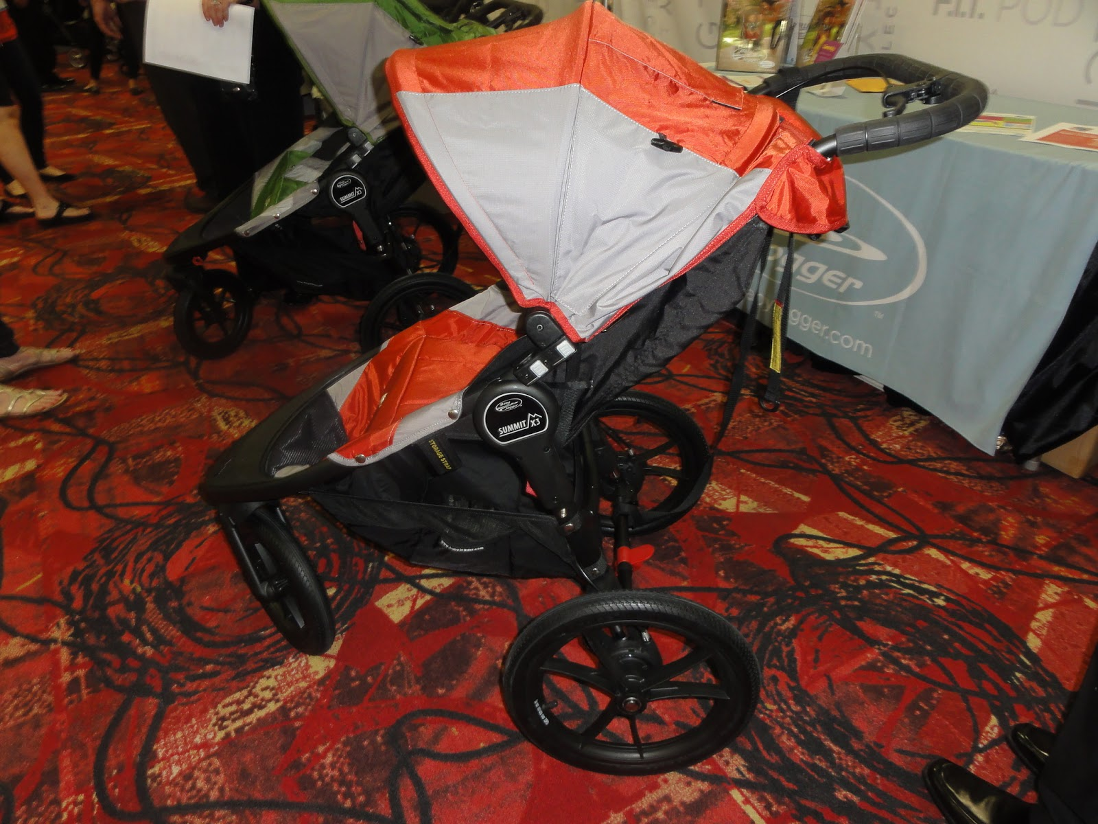 Strollerqueenreviews Baby Jogger City Mini 4 Wheel