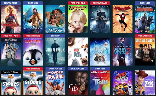 افضل 4 مواقع لمشاهده الأفلام والمسلسلات لعام 2021