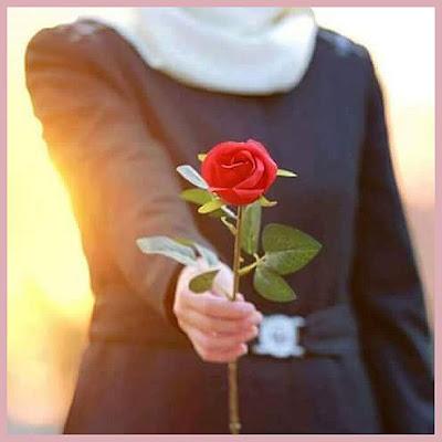 ورد عيد الحب، اهداء زهور