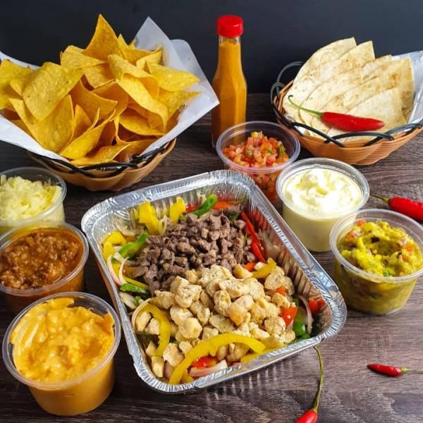 Waka Waka Delivery  Mexicano
